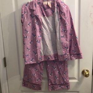 👶🏼Xhilaration Milkshake Pajamas